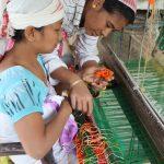 Handloom intervention in Mising Autonomous Council areas of Assam